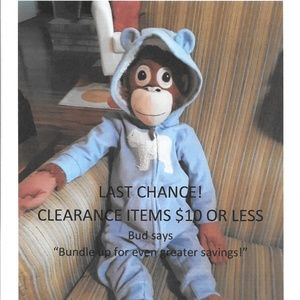Other - LAST CHANCE ITEMS